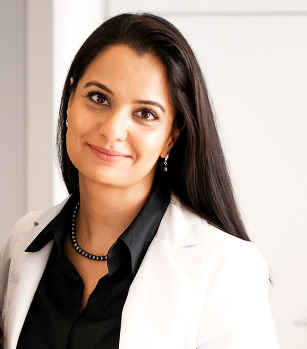 Waltham Dentist - Dr. Meenal Kaur