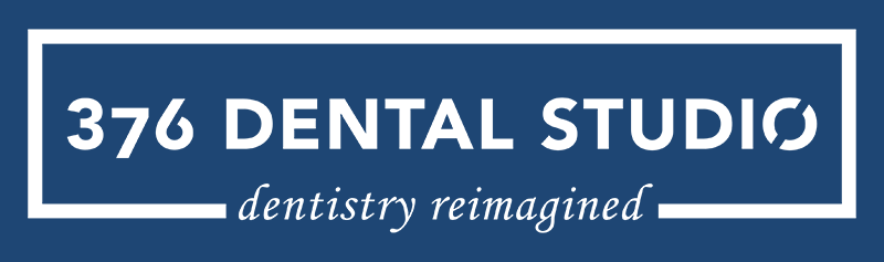Blue 376 Dental Studio logo
